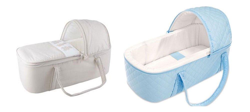 Moisés para bebés: para dormir seguro