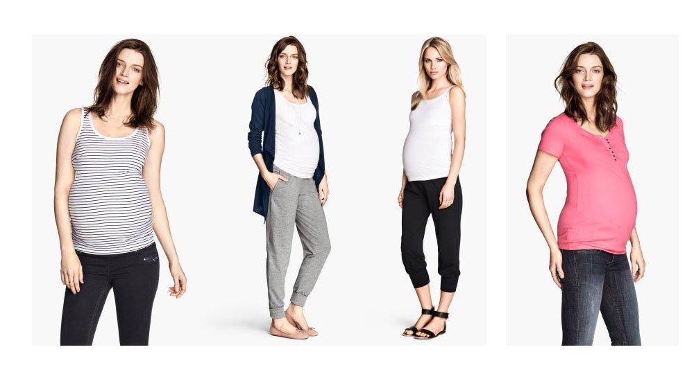Moda para embarazadas: HyM premamá