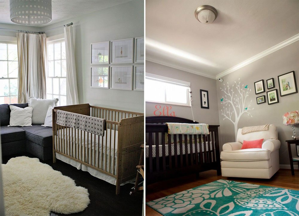 Habitaciones de bebé: cómo decorarlas