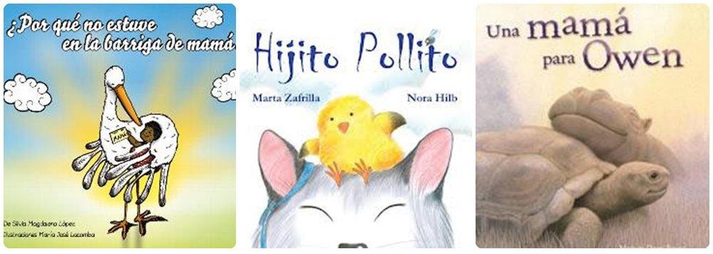 libros infantiles sobre adopción