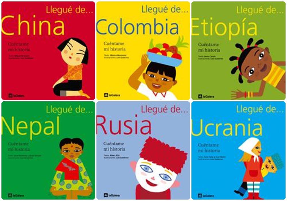 Libros infantiles que hablan de adopción