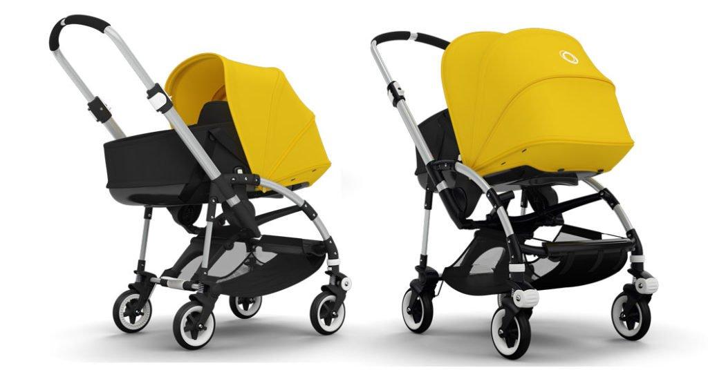 Bugaboo Bee 3, nuevo cochecito de bebés