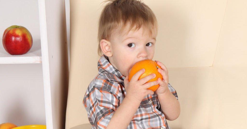 Superalimentos en la alimentación del bebé