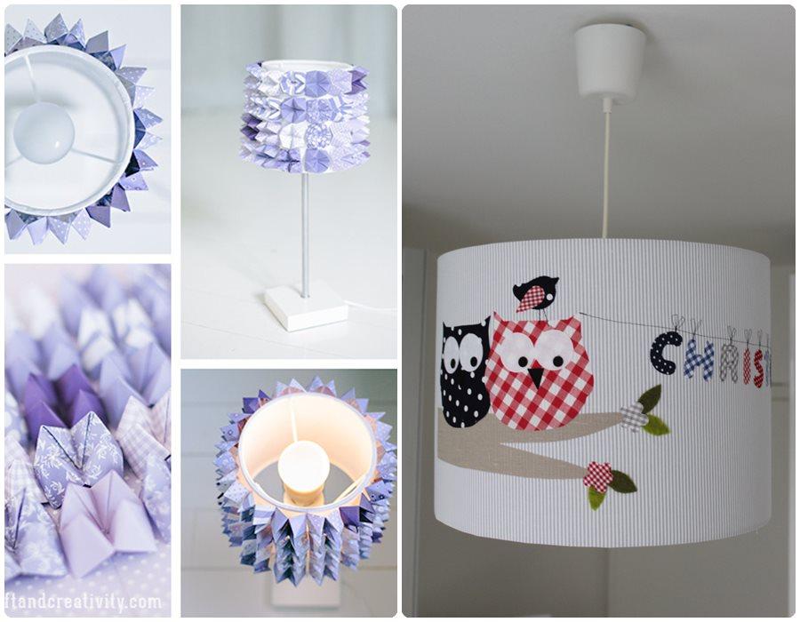 Lámparas para niños, decoración infantil