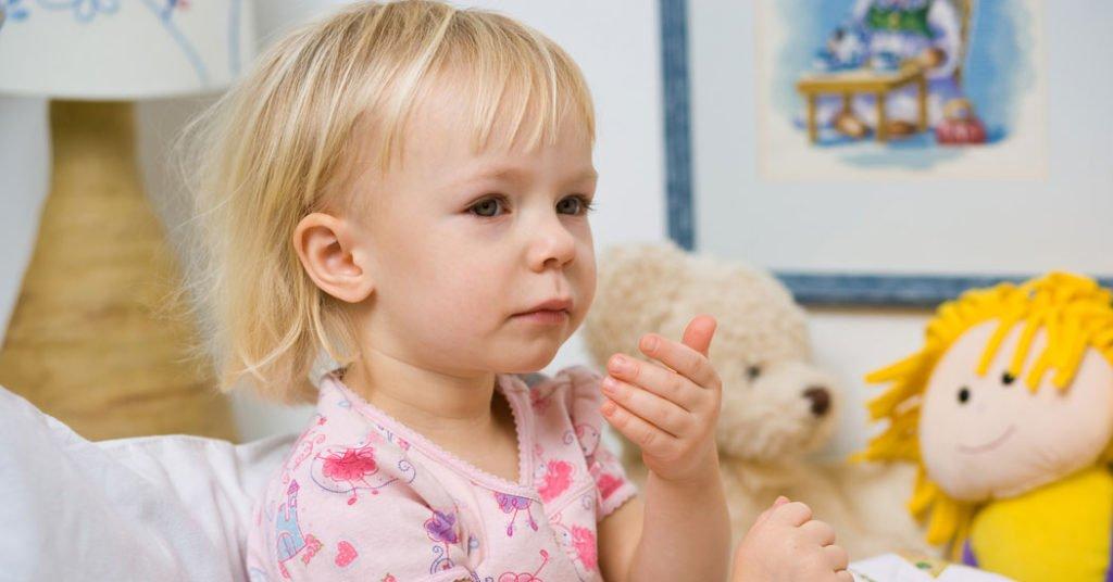 Bebé con tos, cómo aliviar la tos