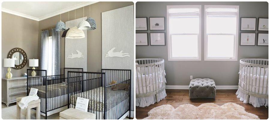 Decoración de habitaciones para bebés