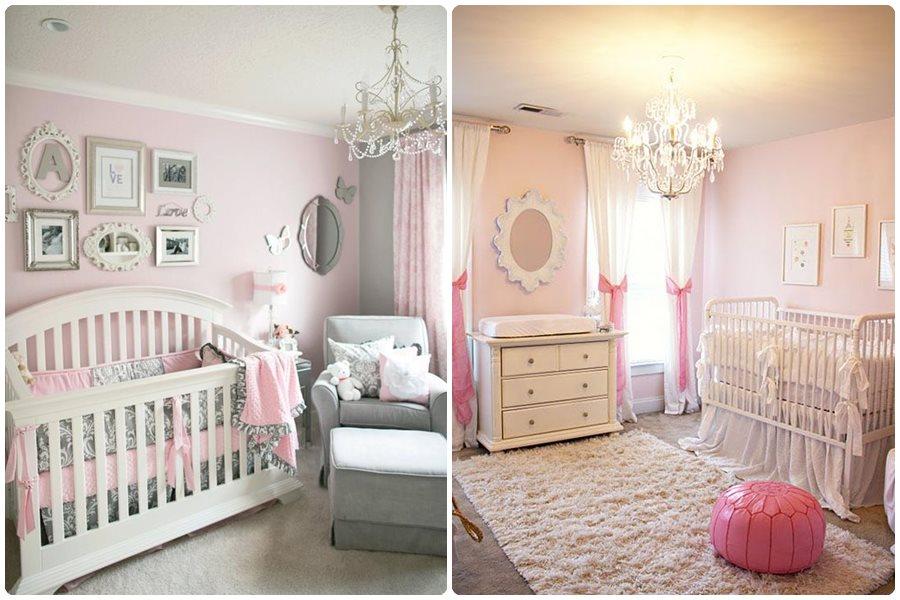 Decoración de habitaciones de bebé