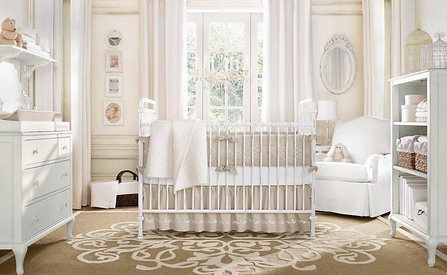 Ideas de decoración infantil para habitaciones de bebés