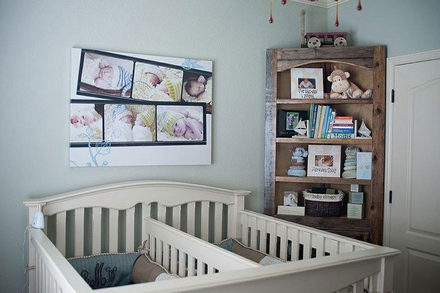 Nursery para gemelos