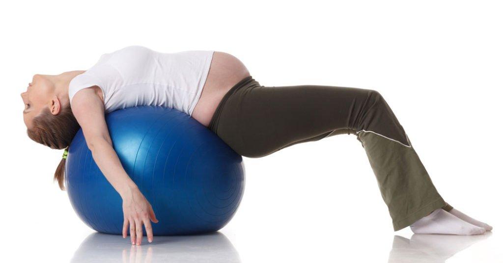 Pilates para embarazadas: una buena actividad física