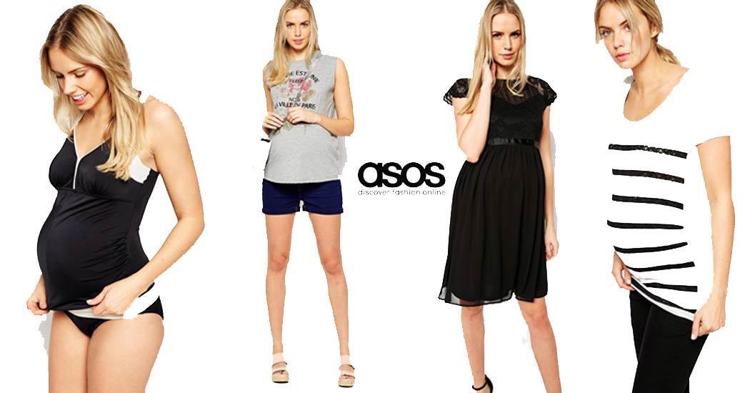Asos, moda premamá 2015
