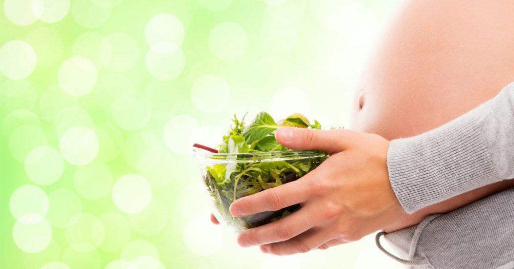 Superalimentos para el embarazo