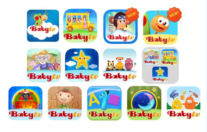Juegos bebés