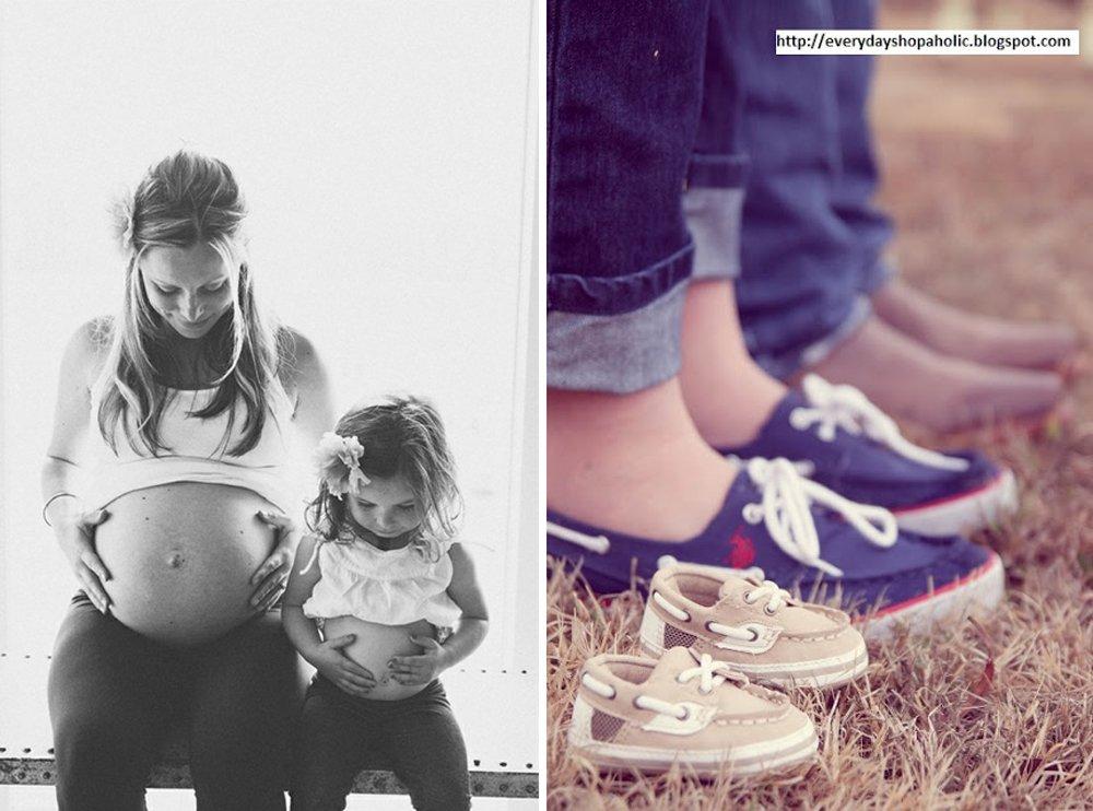 Fotos de embarazo divertidas y originales
