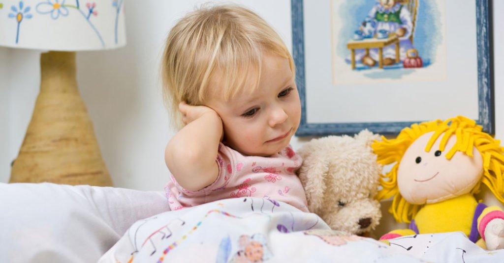 Otitis del bebé: síntomas