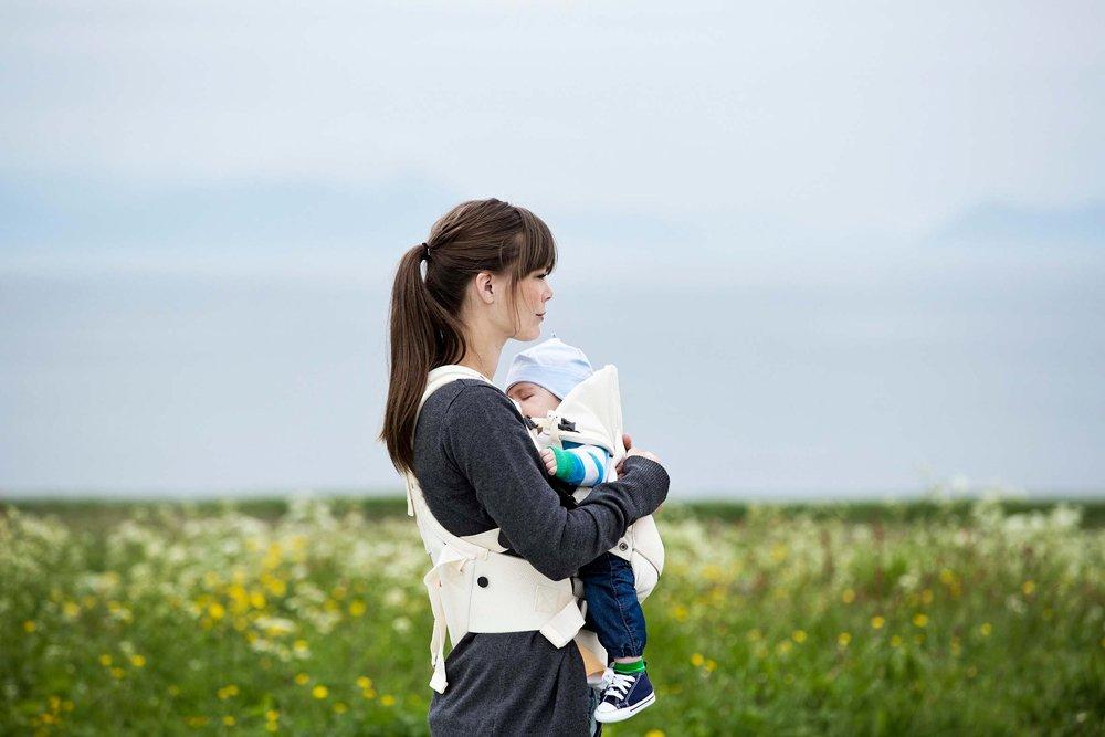 Compras para viajar con bebés cómodamente