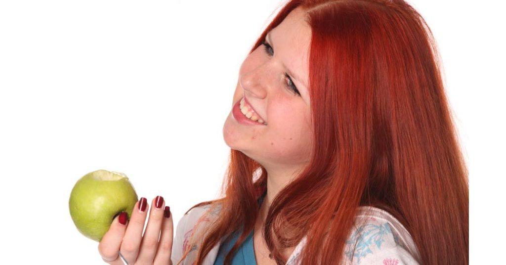 Snacks saludables para el embarazo