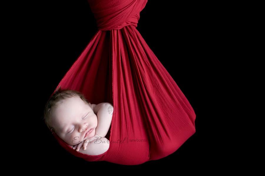 Fotos artísticas: inspiración para fotos de recién nacidos