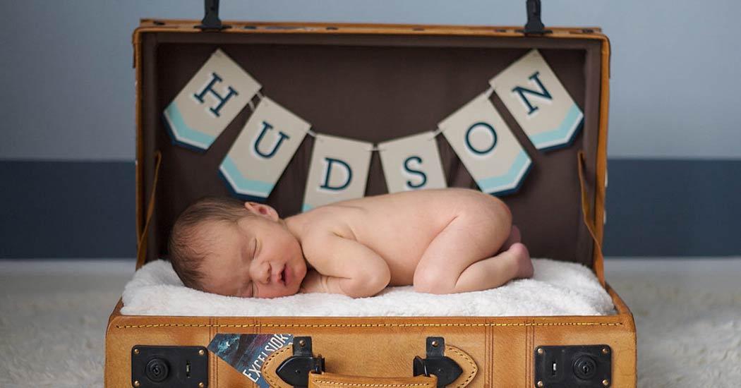 Cómo tomar fotos del recién nacido