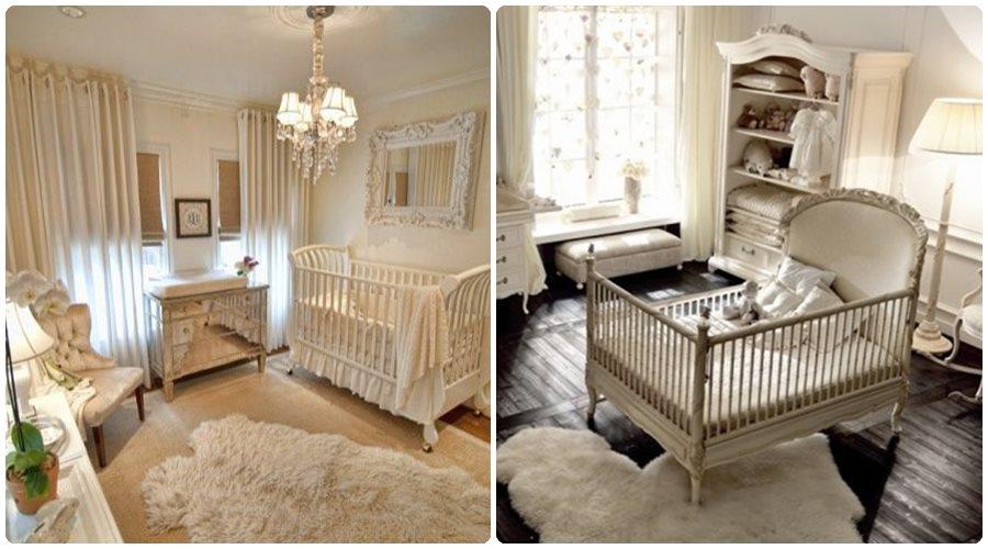 Habitaciones para bebés de ensueño