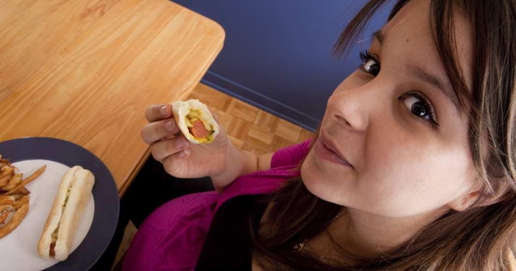 Aliviar los gases en el embarazo con una dieta saludable