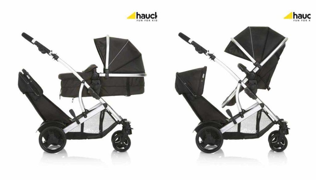 Hauck, carritos dobles para bebés