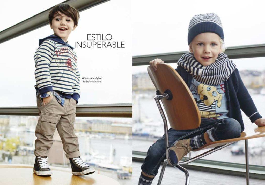 Moda para bebés de Benetton NIños