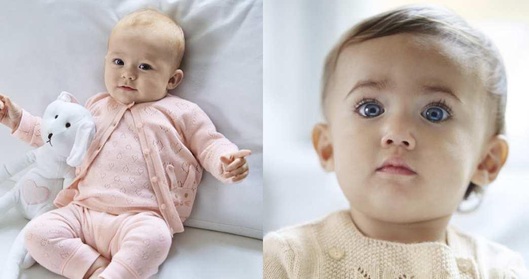 Moda para bebés de Benetton