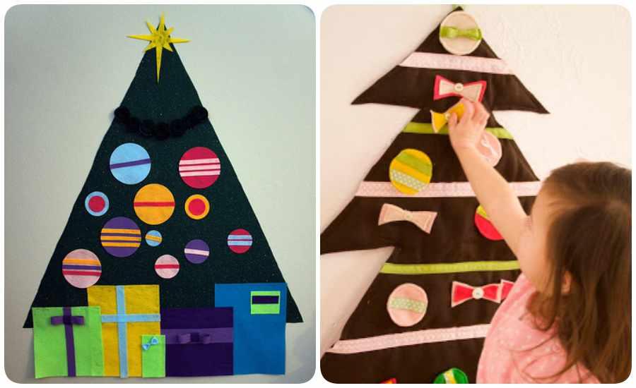 Cómo hacer un árbol Navidad en casa