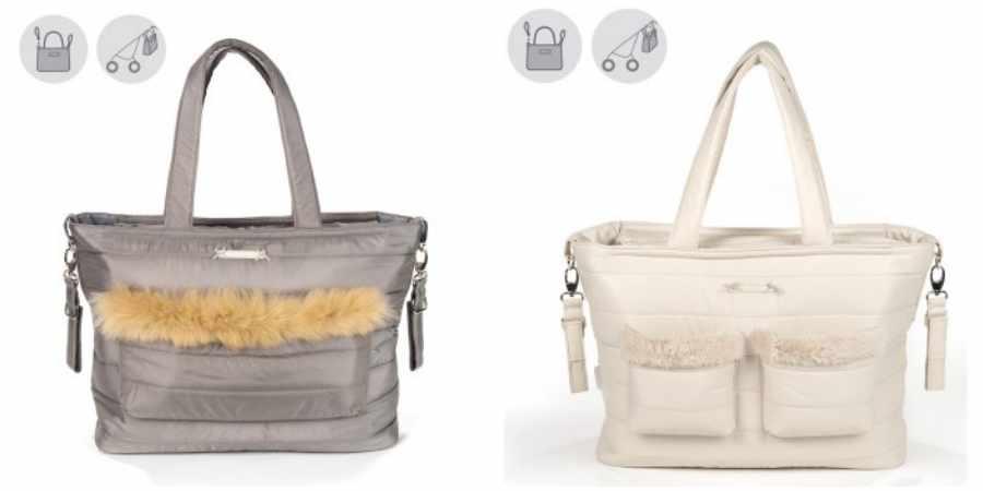 Bolsas pañales fashion, un regalo para mamá