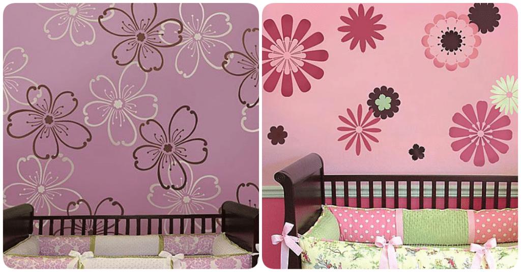 Ideas de decoración con stencil