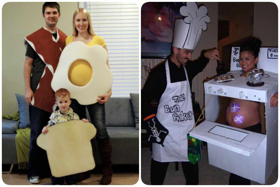 Disfraces de Halloween: disfraza tu embarazo