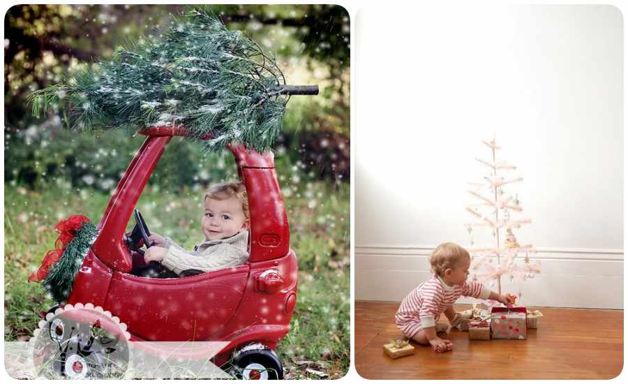 Fotos divertidas para Navidad