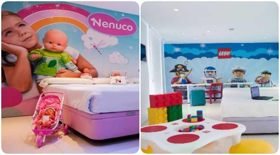 Mejores hoteles con niños en España