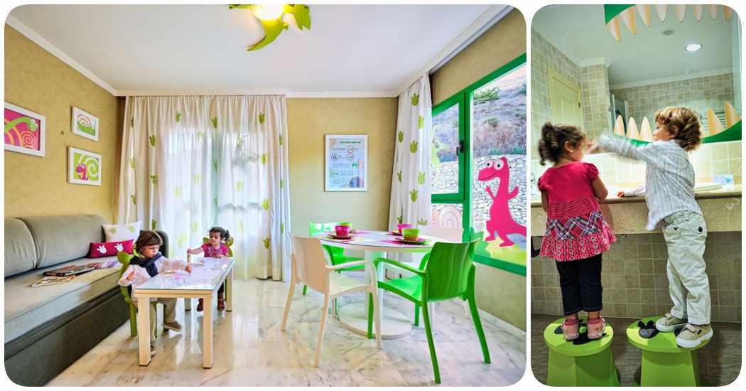 Alojamientos con niños en España