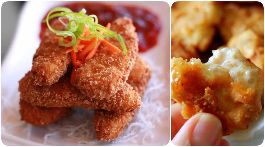 Cómo hacer nuggets de pollo