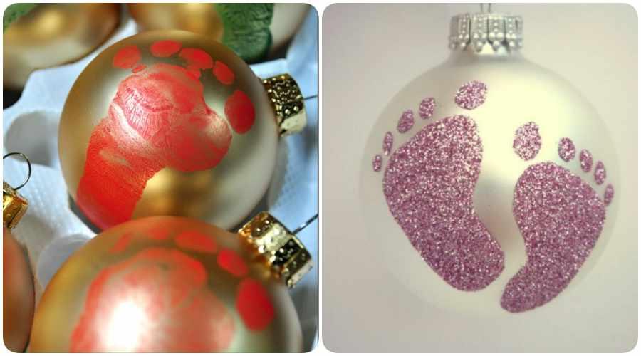 Cómo hacer decoraciones para el árbol de Navidad