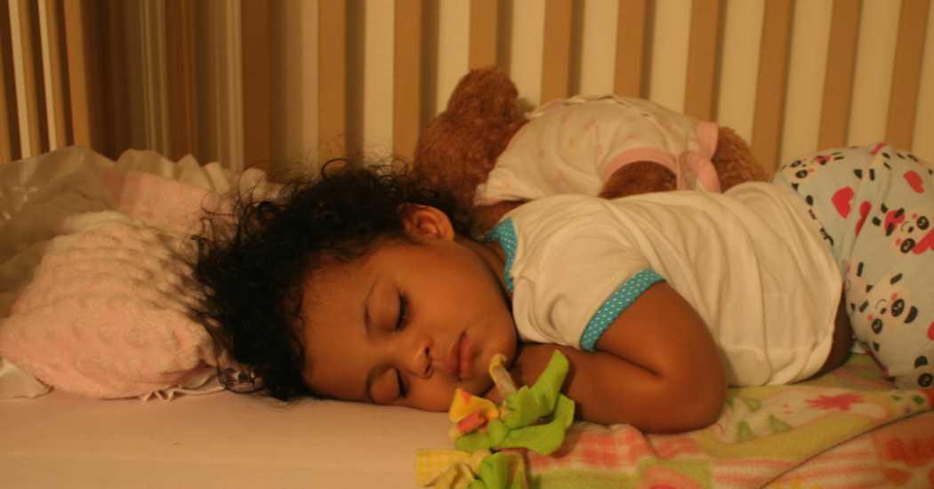Metodos para dormir a los niños
