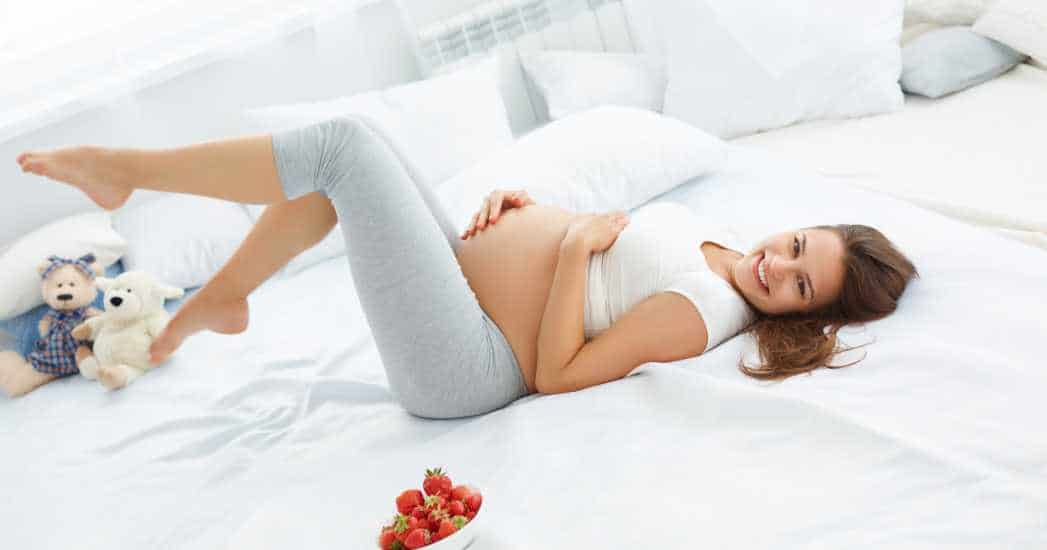 Cómo prevenir los calambres en el embarazo