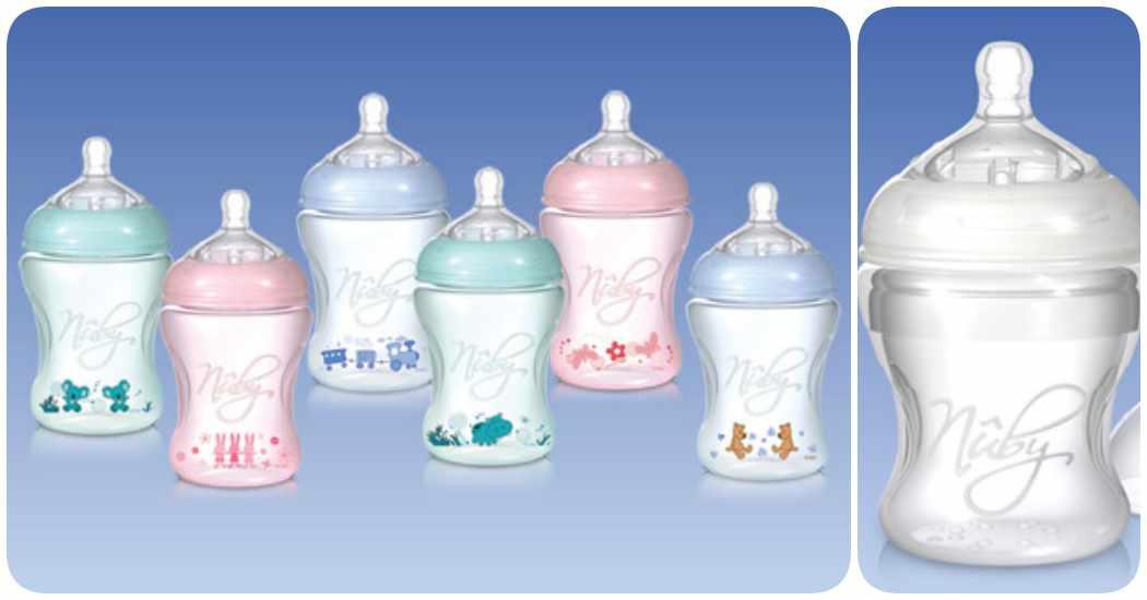 Biberón para combinar con lactancia materna