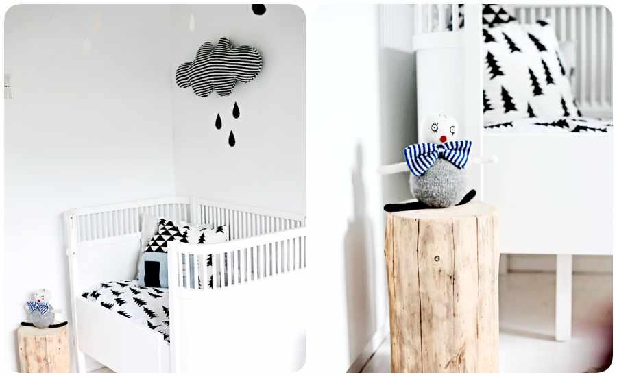 Ideas de decoración de la habitación del bebé