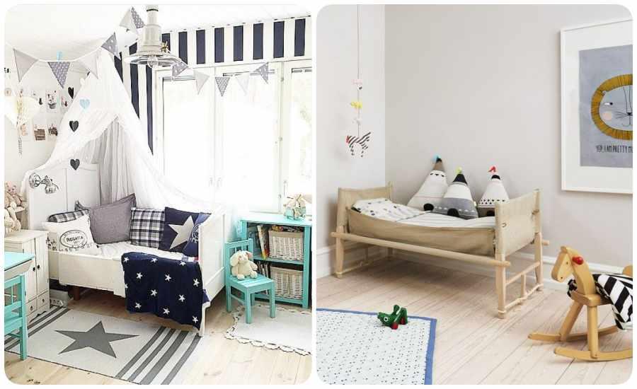 Dormitorios infantiles con camas espectaculares