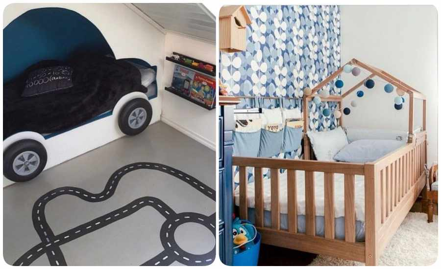 Dormitorios infantiles divertidos