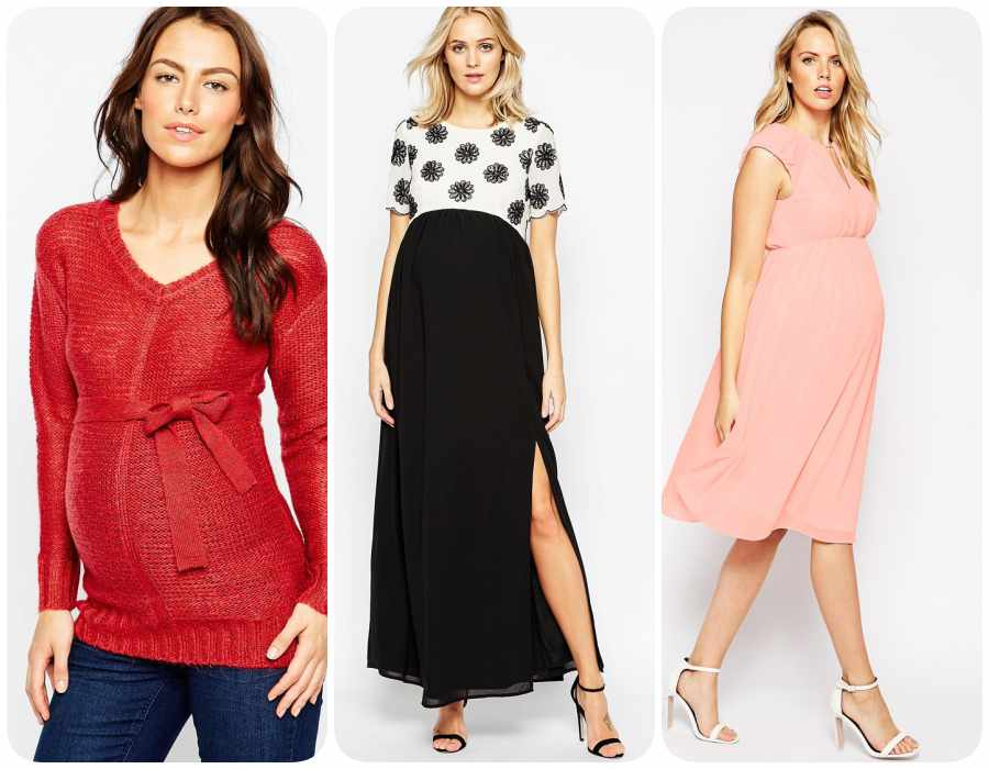 Cómo escoger la ropa para embarazadas