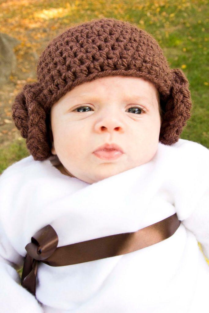 Cómo hacer gorros de ganchillo para bebés