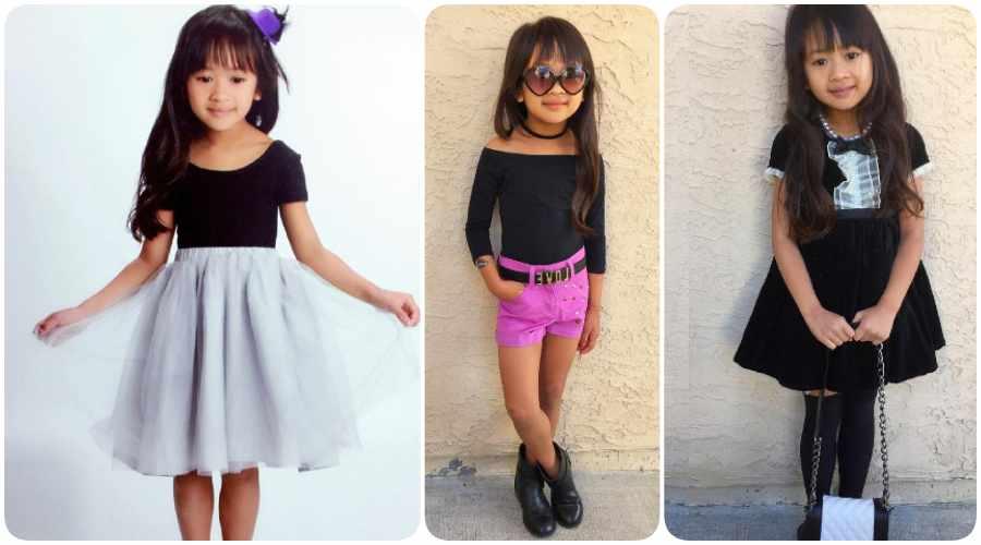 Instagram: sigue a los niños más fashion