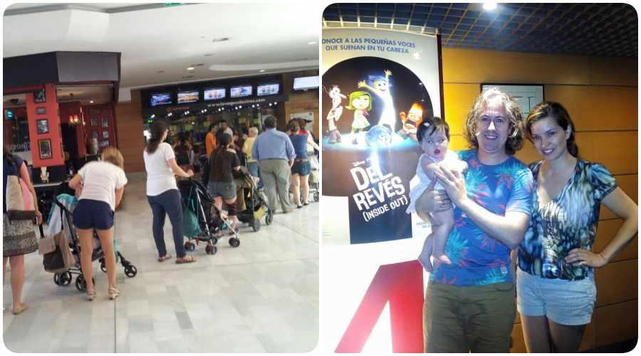 Madrid con bebés: Sesión teta