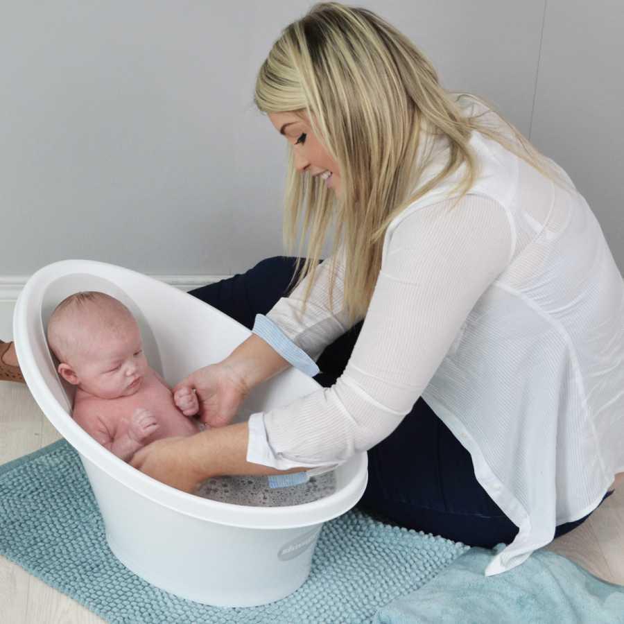 Bañera de bebé Shnuggle