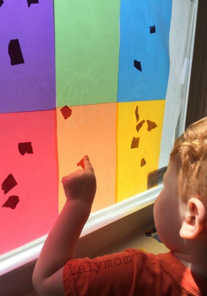 Juego para aprender los colores
