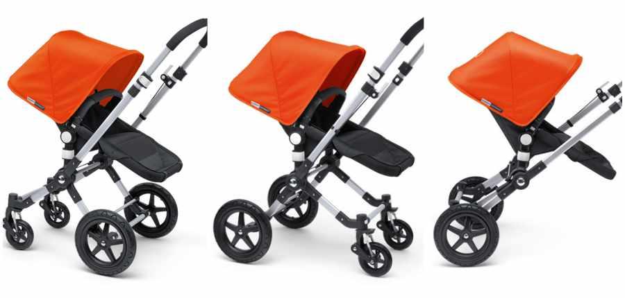 Bugaboo Camaleón, descubre estos carritos de bebé
